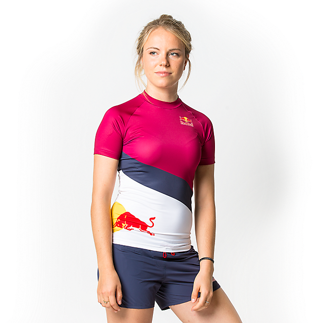 52178d4eeb5 Athletes Surf Rashguard T-Shirt (ATH16154)  Red Bull Athletes Collection  athletes-