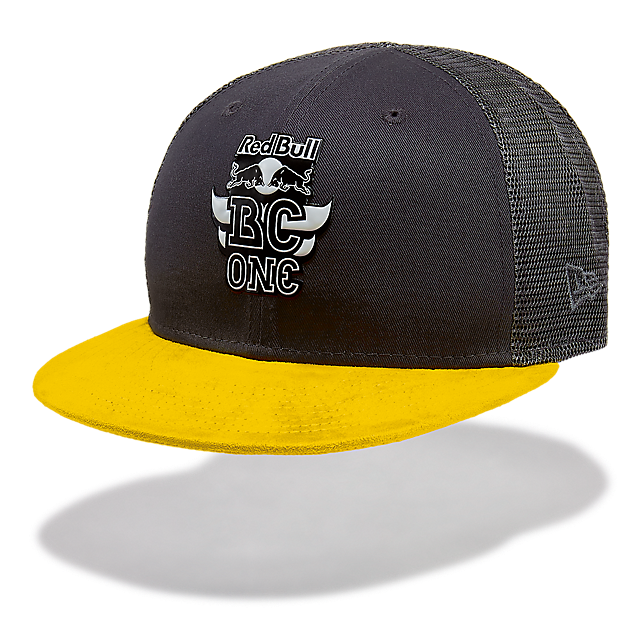 New Era 9Fifty BC One Mesh Flatcap (BCO18016)  Red Bull BC One new 127783d54f9d
