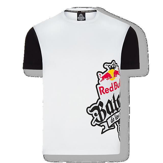 Batalla Sideprint T-Shirt (BDG17001)  Red Bull Batalla De Los Gallos batalla 4cca054e7552b