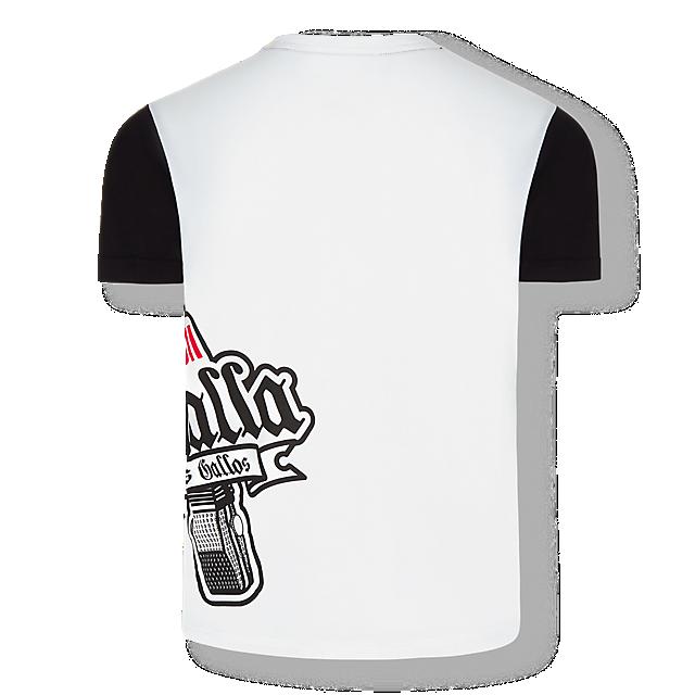 Batalla Sideprint T-Shirt (BDG17001)  Red Bull Batalla De Los Gallos batalla 3c717387a88