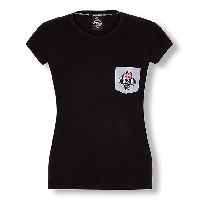 Batalla Pocket T-Shirt (BDG17005): Red Bull Batalla De Los Gallos batalla-pocket-t-shirt (image/jpeg)