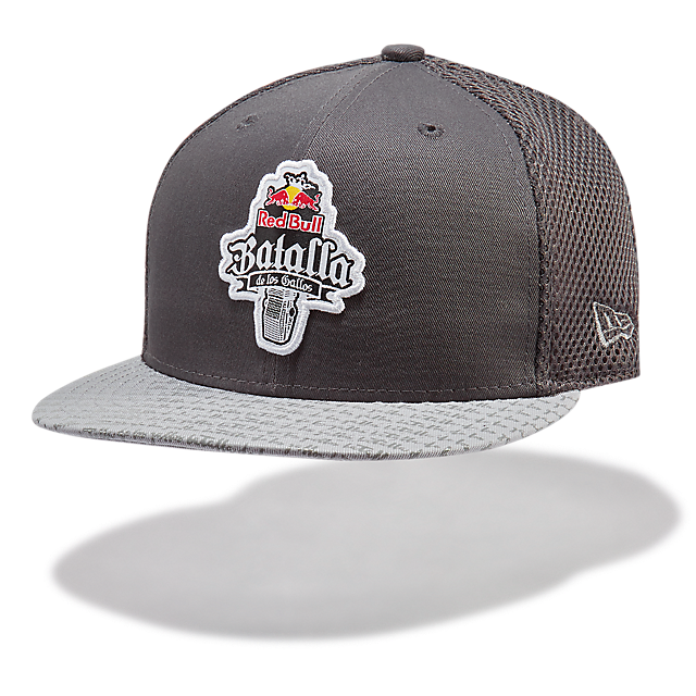 New Era 9Fifty Mesh Flatcap (BDG18005)  Red Bull Batalla De Los Gallos new eb6184c4d5e