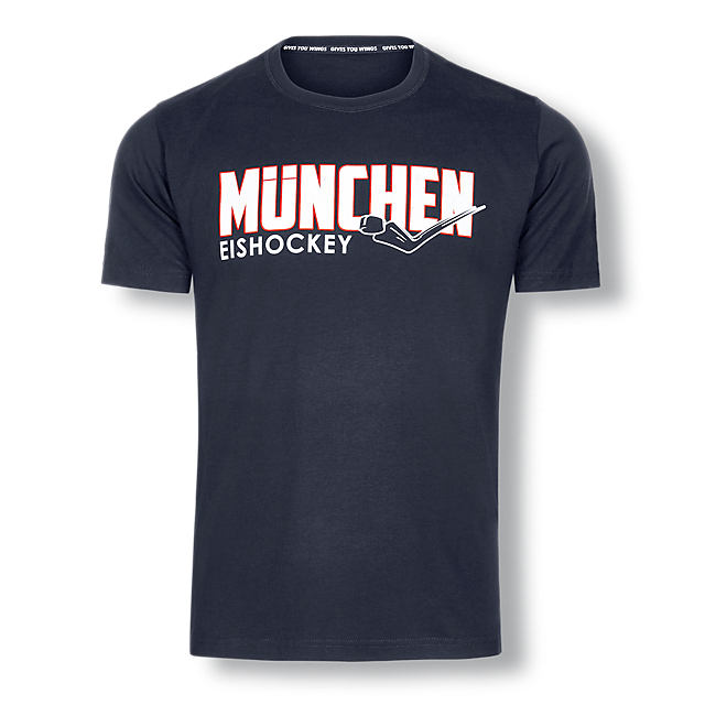 München T-Shirt (ECM16014): EHC Red Bull München muenchen-t-shirt (image/jpeg)