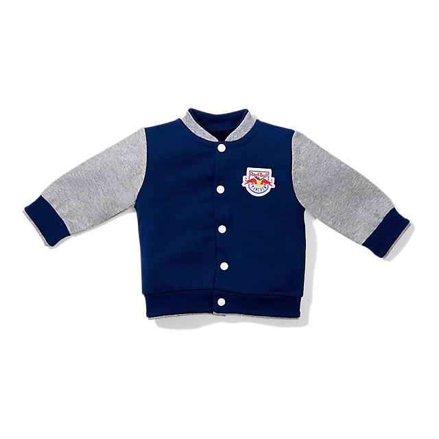 ehc red bull m nchen shop baby college jacket only here. Black Bedroom Furniture Sets. Home Design Ideas