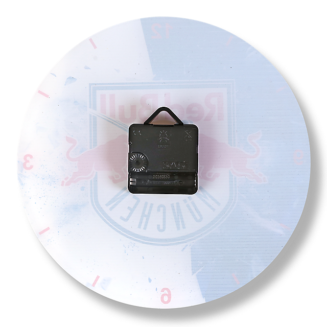 ECM Wall Clock (ECM18043): EHC Red Bull München ecm-wall-clock (image/jpeg)