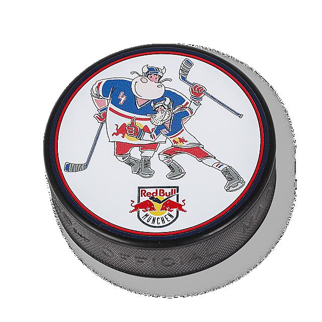 ECM Hockey Bulls Puck (ECM18066): EHC Red Bull München ecm-hockey-bulls-puck (image/jpeg)
