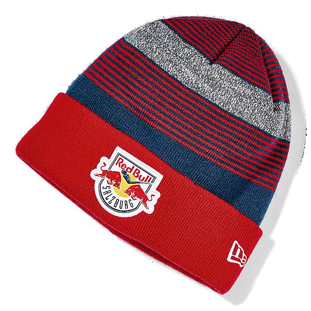 New Era Pompom Beanie (ECS16018): EC Red Bull Salzburg new-era-pompom-beanie (image/jpeg)