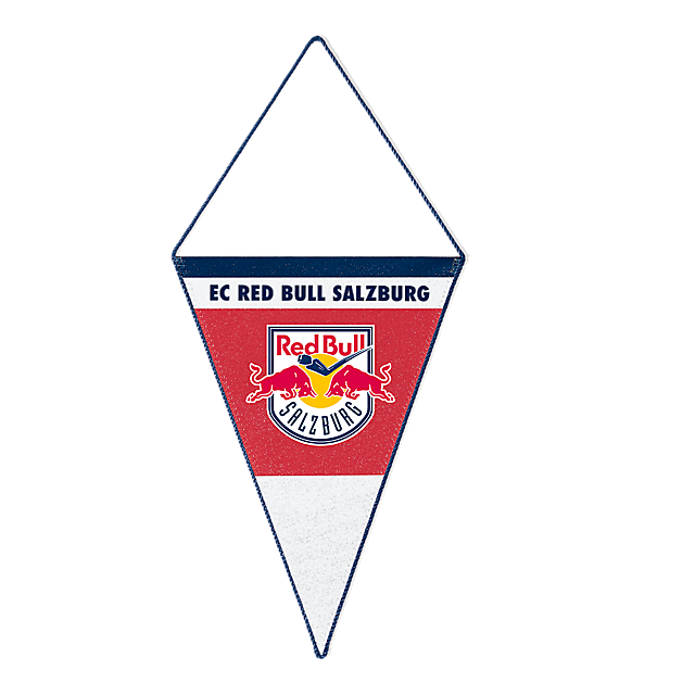 Pennant (ECS16042): EC Red Bull Salzburg pennant (image/jpeg)