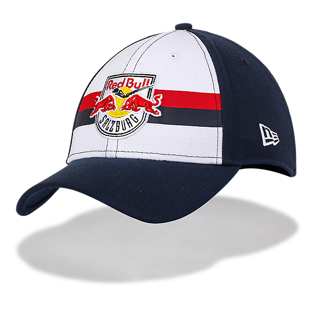 New Era 9Forty Striped Cap (ECS18024)  EC Red Bull Salzburg new-era c499cec1903