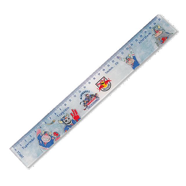 Hockey Bulls Ruler (ECS19001): EC Red Bull Salzburg hockey-bulls-ruler (image/jpeg)