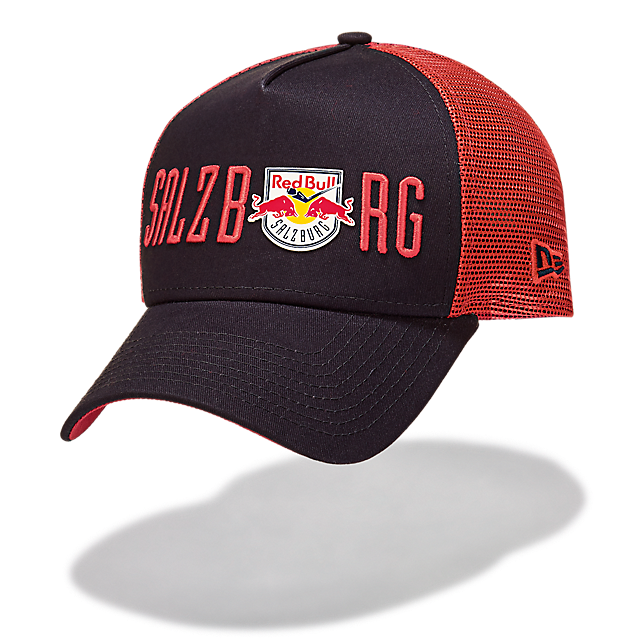 ECS New Era 3D Trucker Cap (ECS20009): EC Red Bull Salzburg ecs-new-era-3d-trucker-cap (image/jpeg)