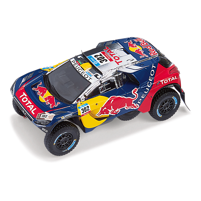Red Bull Shop: Minimax Peugeot DKR Peterhansel No. 302 | only here ...