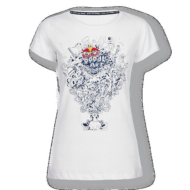 Red Bull Doodle Art T-Shirt (GEN17022): Red Bull Doodle Art red-bull-doodle-art-t-shirt (image/jpeg)