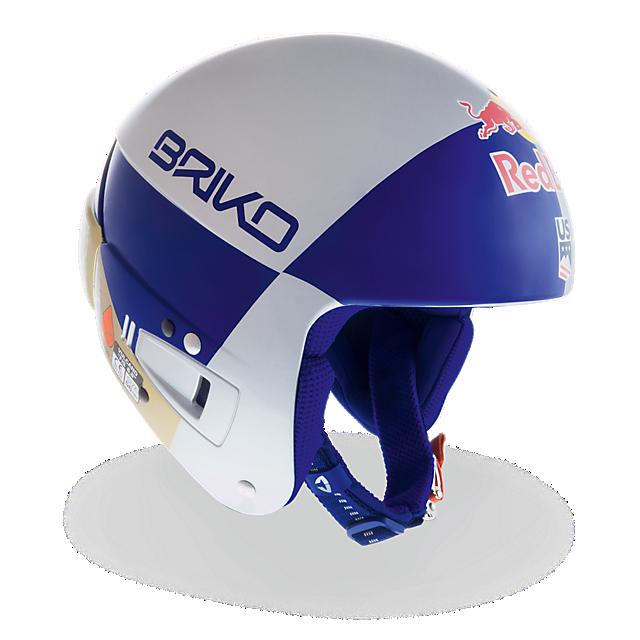LVF Vulcano Helmet FIS 6.8 Fluid. VULCANO Helmet FIS6.8 Adult-RB Fluid  (GEN17032)  Red Bull Athletes 3aba28cf4cc