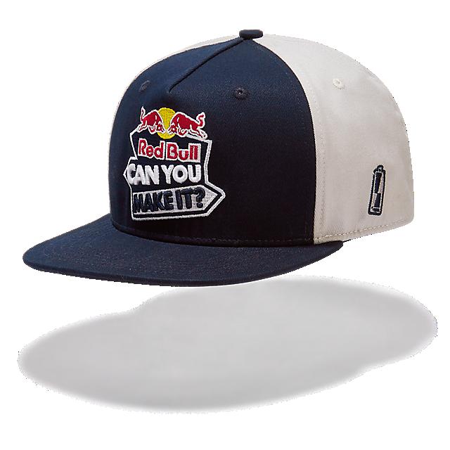 Adventure Flat Cap (GEN18003): Red Bull Can You Make It adventure-flat-cap (image/jpeg)