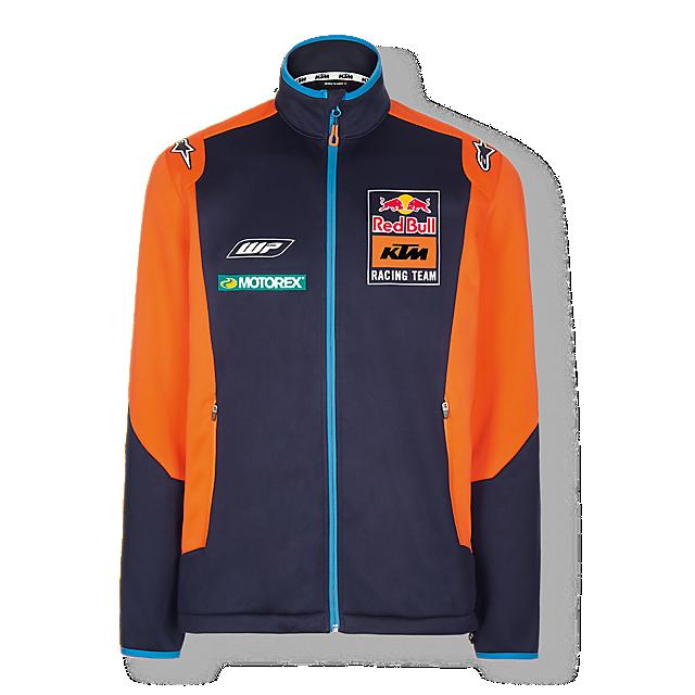 Official Teamline Softshell Jacket (KTM17001): Red Bull KTM Factory Racing official-teamline-softshell-jacket (image/jpeg)