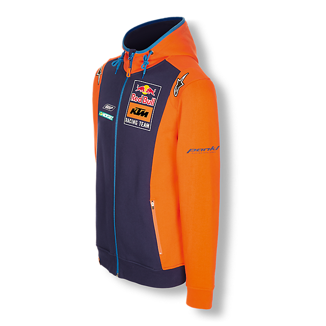 Red Bull KTM Factory Racing Shop: Official Teamline Zip Hoody | only here at redbullshop.com