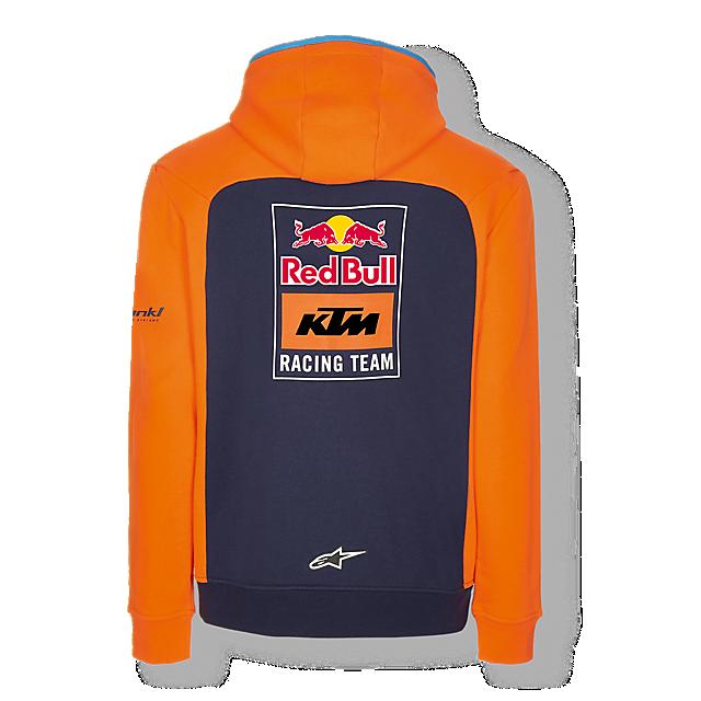 Official Teamline Zip Hoodie (KTM17002): Red Bull KTM Factory Racing official-teamline-zip-hoodie (image/jpeg)