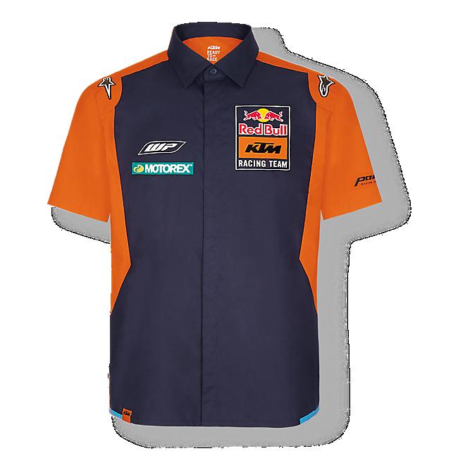 Official Teamline Shirt (KTM17003): Red Bull KTM Factory Racing official-teamline-shirt (image/jpeg)