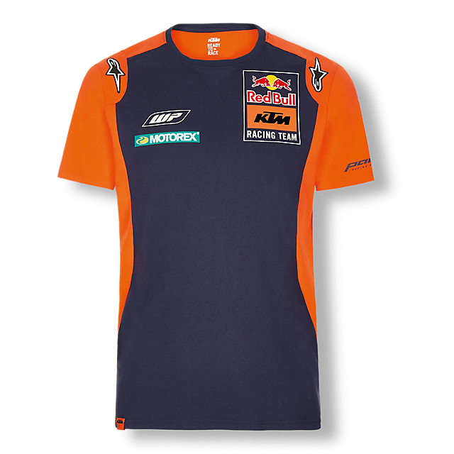 red bull ktm factory racing shop official teamline t shirt only here at. Black Bedroom Furniture Sets. Home Design Ideas