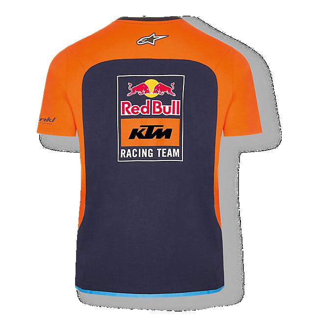 Official Teamline T-Shirt (KTM17004): Red Bull KTM Racing Team official-teamline-t-shirt (image/jpeg)