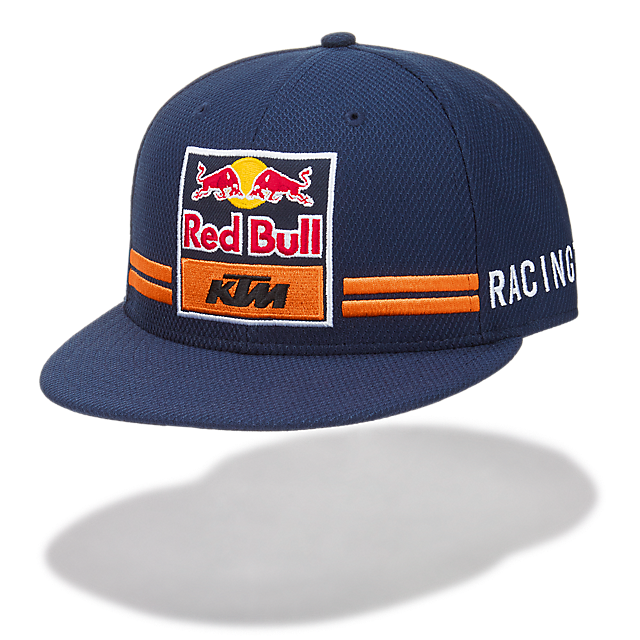 New Era 9Fifty Red Bull KTM Flatcap (KTM17006): Red Bull KTM Racing Team new-era-9fifty-red-bull-ktm-flatcap (image/jpeg)