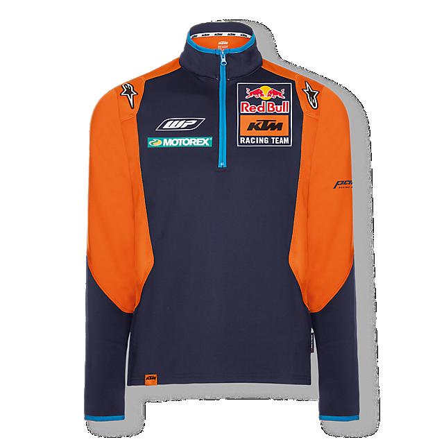 Official Teamline Thin Sweater (KTM18001): Red Bull KTM Factory Racing official-teamline-thin-sweater (image/jpeg)