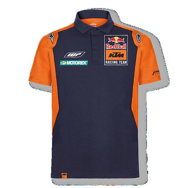 Official Teamline Polo (KTM18002): Red Bull KTM Racing Team official-teamline-polo (image/jpeg)