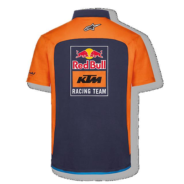 Official Teamline Polo (KTM18002): Red Bull KTM Factory Racing official-teamline-polo (image/jpeg)