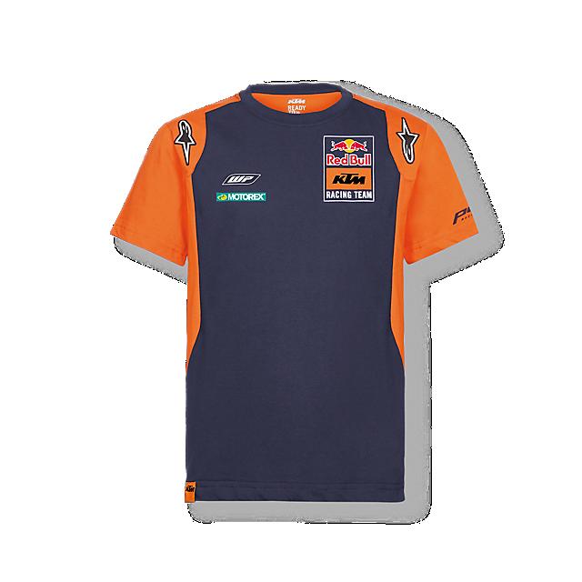 Official Teamline T-Shirt (KTM18003): Red Bull KTM Factory Racing official-teamline-t-shirt (image/jpeg)