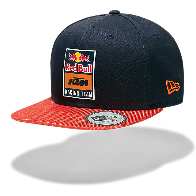 Red Bull KTM Racing Team Crome Logo Hat (KTM18034): Red Bull KTM Factory Racing red-bull-ktm-racing-team-crome-logo-hat (image/jpeg)