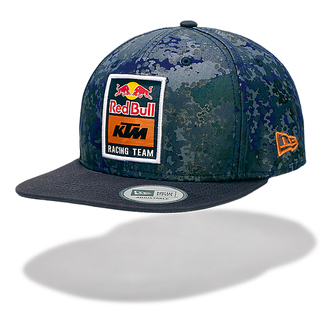 Red Bull KTM Racing Team Camo Hat (KTM18037): Red Bull KTM Factory Racing red-bull-ktm-racing-team-camo-hat (image/jpeg)