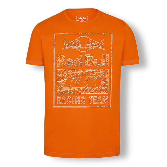 Mosaic Graphic T-Shirt (KTM19016): Red Bull KTM Factory Racing mosaic-graphic-t-shirt (image/jpeg)