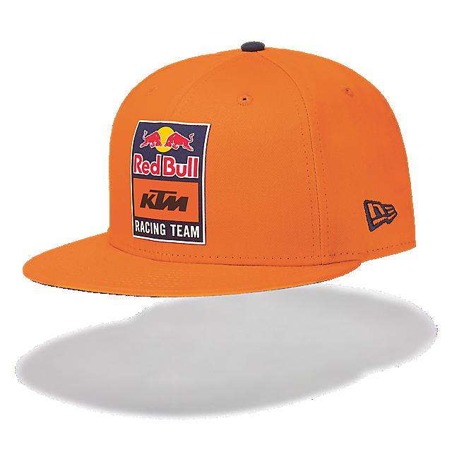 New Era 9Fifty Snapback Flatcap (KTM19038): Red Bull KTM Factory Racing new-era-9fifty-snapback-flatcap (image/jpeg)