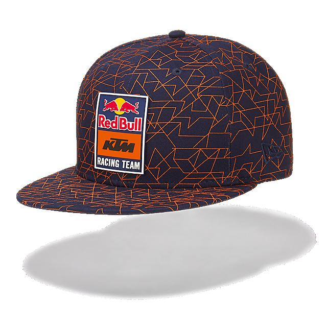 New Era 9Fifty Mosaic Cap (KTM19039)  Red Bull KTM Factory Racing new- 99332c6adf55