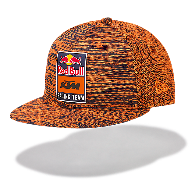 New Era 9Fifty Engineered Flatcap (KTM19040): Red Bull KTM Factory Racing new-era-9fifty-engineered-flatcap (image/jpeg)