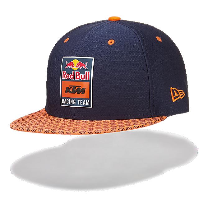 New Era 9Fifty Hex Era Flapcap (KTM19043): Red Bull KTM Factory Racing new-era-9fifty-hex-era-flapcap (image/jpeg)