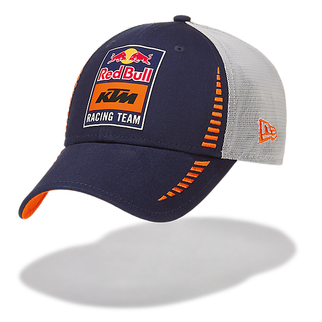 New Era 9Forty Trucker Cap (KTM19045)  Red Bull KTM Factory Racing new- a941c7794e2