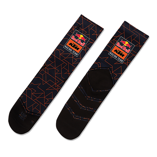 Mosaic Socks (KTM19067): Red Bull KTM Factory Racing mosaic-socks (image/jpeg)