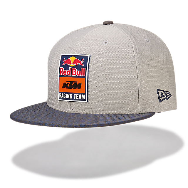 New Era 9Fifty Hex Era Flapcap (KTM19071): Red Bull KTM Factory Racing new-era-9fifty-hex-era-flapcap (image/jpeg)