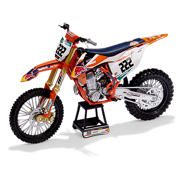 KTM 450SX-F Racing Bike #222Cairoli (KTM19075): Red Bull KTM Racing Team ktm-450sx-f-racing-bike-222cairoli (image/jpeg)