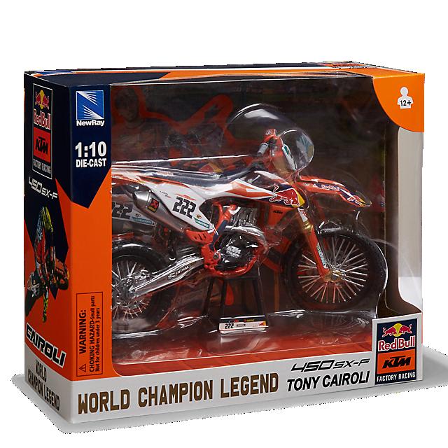 KTM 450SX-F Racing Bike #222Cairoli (KTM19075): Red Bull KTM Racing Team ktm-450sx-f-racing-bike-222cairoli (image/jpeg)