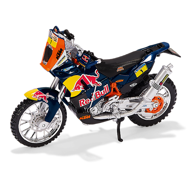 KTM Dakar Rally Bike (KTM19084): Red Bull KTM Racing Team ktm-dakar-rally-bike (image/jpeg)