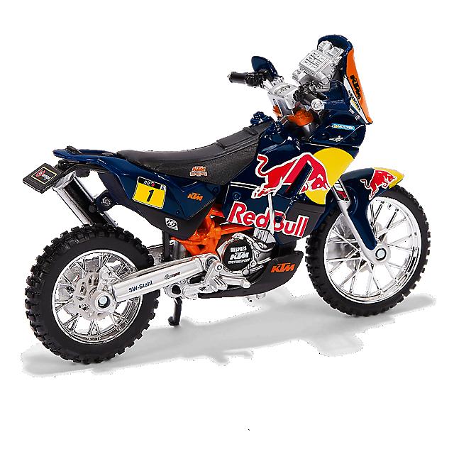 KTM Dakar Rally Bike (KTM19084): Red Bull KTM Racing Team ktm-dakar-rally-bike (image/jpeg)