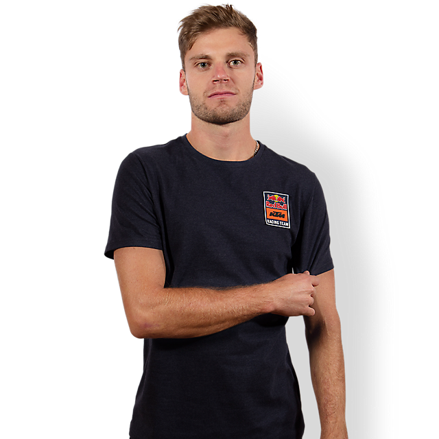 Patch T-Shirt (KTM20016): Red Bull KTM Racing Team patch-t-shirt (image/jpeg)