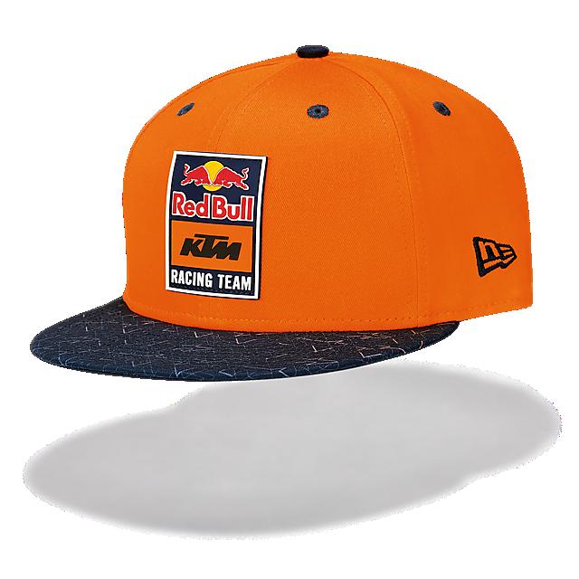 New Era 9FIFTY Patch Flatcap (KTM20038): Red Bull KTM Racing Team new-era-9fifty-patch-flatcap (image/jpeg)