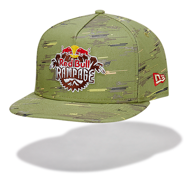 New Era 9Fifty Freeride Flatcap (RAM19008): Red Bull Rampage new-era-9fifty-freeride-flatcap (image/jpeg)