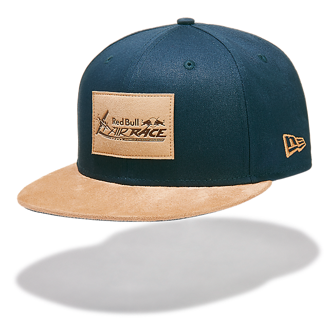 New Era 9Fifty Leather Patch Flatcap (RAR18042): Red Bull Air Race new-era-9fifty-leather-patch-flatcap (image/jpeg)