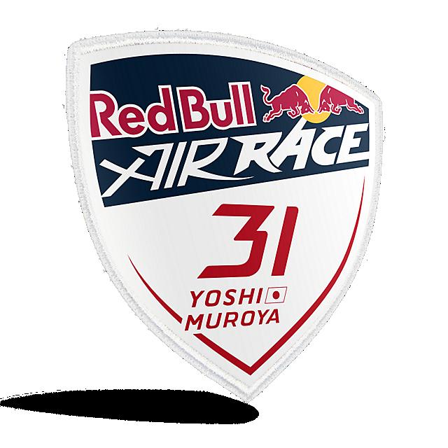 Yoshi Muroya Piloten Patch (RAR18066): Red Bull Air Race yoshi-muroya-piloten-patch (image/jpeg)