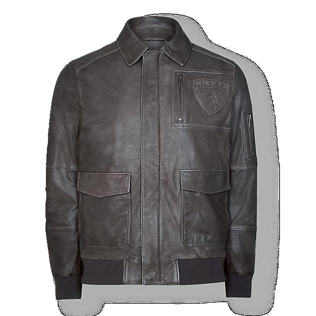 Pilot Leather Jacket (RAR19001): Red Bull Air Race pilot-leather-jacket (image/jpeg)